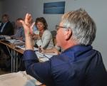 Etatslederne på klarspråkskurs
